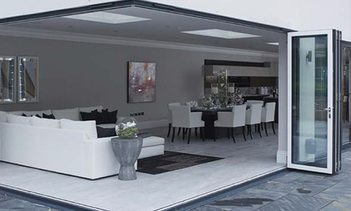 Swan Windows - Bi-folds