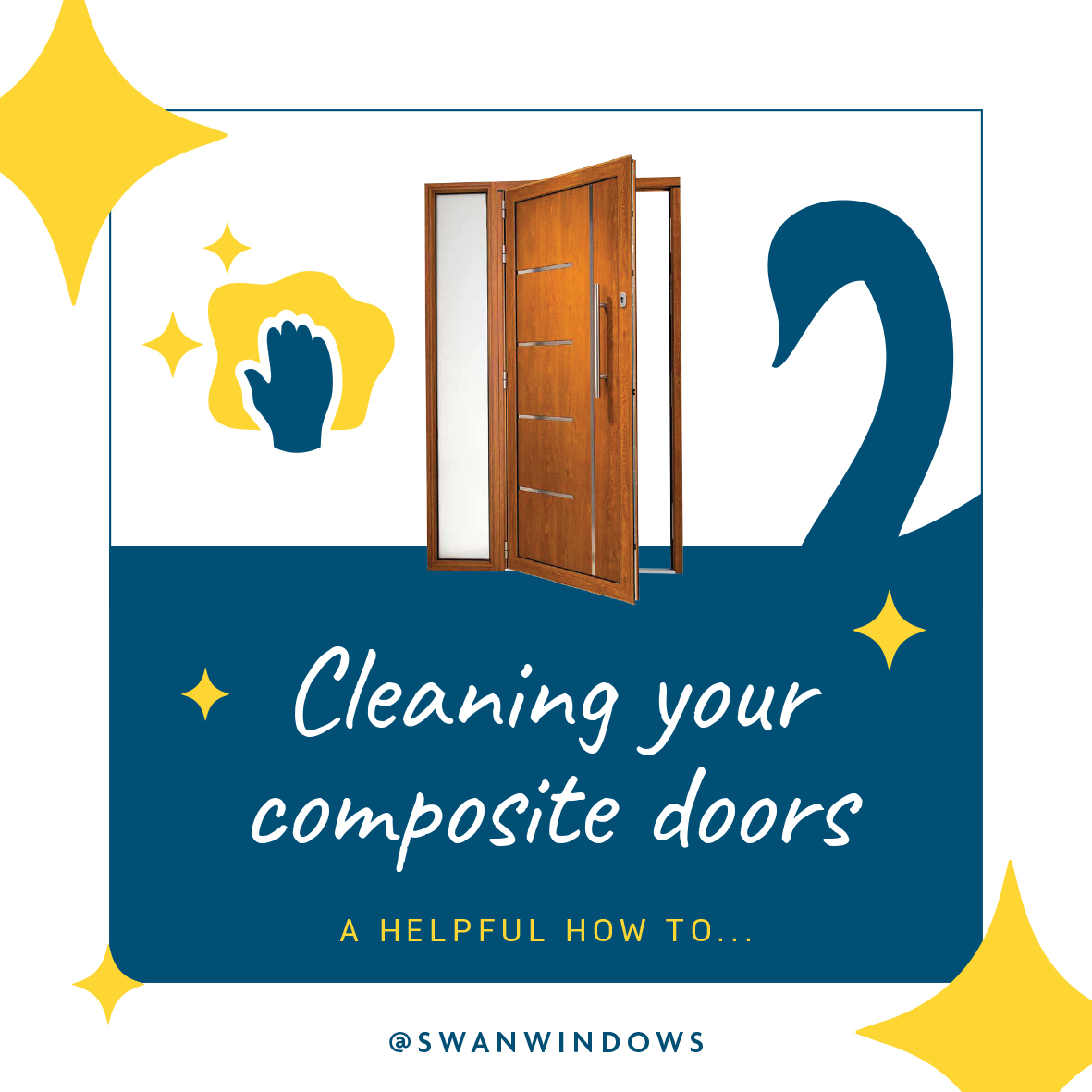 how-to-clean-composite-doors